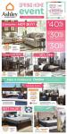 Ashley Furniture Homestore Flyer April 25 - May 1 2019