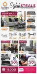 Ashley Furniture Homestore Flyer August 15 - 28 2019