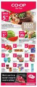 Calgary Co-op Flyer April 28 - May 4 2017
