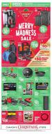 Canadian Tire Flyer Merry Madness Sale December 12 - 24 2019