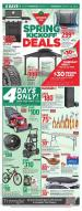 Canadian Tire Flyer Spring Deals March 21 - 28 2019