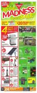 Canadian Tire Flyer Spring Madness 8-Day Sale May 25 - June 1 2017