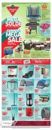 Circulaire Canadian Tire Mai 16 - 23 2019