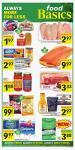 Food Basics Flyer August 5 - 11 2021