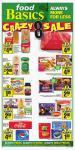 Food Basics Flyer October 28 - November 3 2021