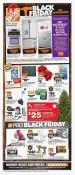 Home Depot Flyer November 15 - 21 2018