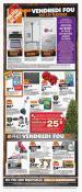 Circulaire Home Depot Novembre 15 - 22 2018