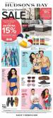 Hudson's Bay Flyer May 17 - 23 2019