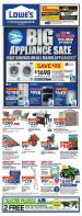 Lowe's Flyer April 27 - May 3 2017