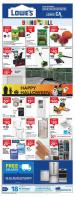 Lowe's Flyer September 24 - 30 2020