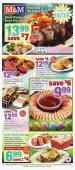 M&M Food Market Flyer April 18 - 24 2019