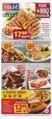 M&M Food Market Flyer April 25 - May 1 2019