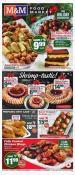 M&M Food Market Flyer December 12 - 18 2019