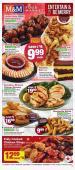 M&M Food Market Flyer December 13 - 19 2018