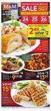 M&M Food Market Flyer March 24 - 30 2017