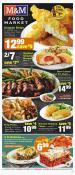 M&M Food Market Flyer October 18 - 24 2018