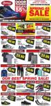 National Sports Flyer April 12 - May 2 2019