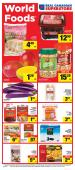 Real Canadian Superstore Flyer World Foods October 21 - 27 2021