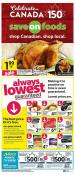 Save-On-Foods Flyer June 23 - 29 2017