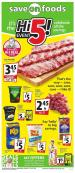Save-On-Foods Flyer October 17 - 23 2019