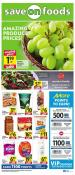 Save-On-Foods Flyer March 24 - 30 2017