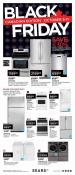 Sears Flyer Black Friday Canadian Edition October 5 - 11 2017
