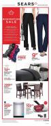 Sears Flyer March 23 - 29 2017