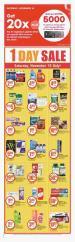 Shoppers Drug Mart Flyer November 16 - 22 2019