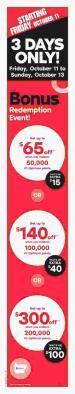 Shoppers Drug Mart Flyer October 12 - 18 2019