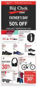 Sport Chek Flyer June 7 - 19 2019