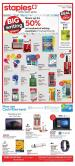Staples Canada Flyer April 1 - 7 2020