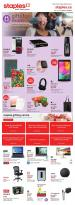 Staples Canada Flyer May 5 - 11 2021