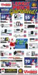 Visions Electronics Flyer December 7 - 13 2018