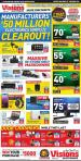 Visions Electronics Flyer October 11 - 17 2019