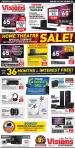 Visions Electronics Flyer October 19 - 25 2018