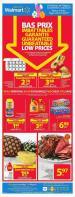 Circulaire Walmart Avril 18 - 25 2019
