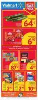 Circulaire Walmart Avril 8 - 15 2021