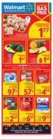 Circulaire Walmart Octobre 21 - 28 2021