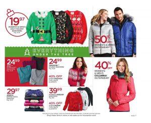 Sears Flyer December 14 2016 Super Santa Weekend