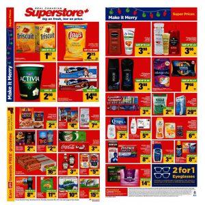 Superstore Flyer December 7 2016