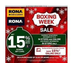 Rona Boxing Week Flyer Dec 22 - 28 2016