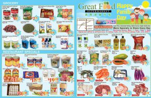 Great Food Supermarket Flyer February 21 2017