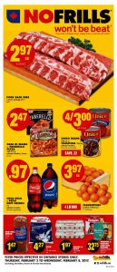 No Frills Flyer February 3 2017
