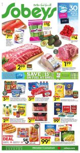 Sobeys Flyer February 5 2017