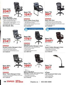 Staples Canada Flyer March 1 2017