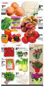 Loblaws Flyer February 15 2017 Vegetables