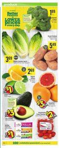 Safeway Flyer February 20 2017 Fresh Produce