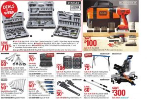 Canadian Tire Flyer March 21 2017