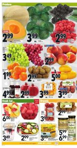 Metro Flyer March 9 2017 Fresh Produce