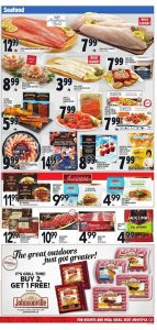 Metro Flyer March 16 2017 Seafood Deals